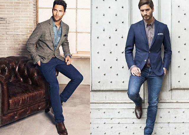 Moda uomo: dall'outfit elegante al look casual